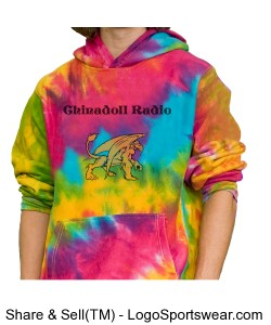 Chinadoll Radio Hooded Design Zoom